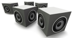 5 Speakers
