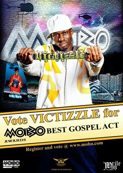 Victizzle MOBO Poster