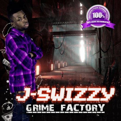 JSwizzy - Grime Factory cover