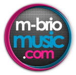 MBrio music Logo - click to go to website