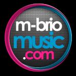 MBrio music Logo - click to go to website