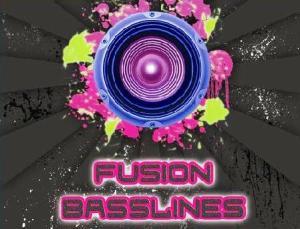 Fusion Basslines cover
