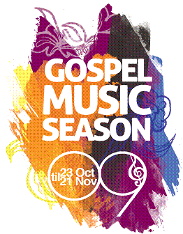 Gospel Music Season 09 Luton flyer