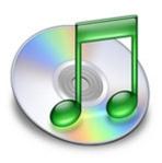 iTunes CD logo