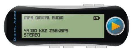MP3 player - graphic