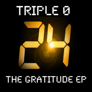 Triple O - 24 The Gratitude EP - cover