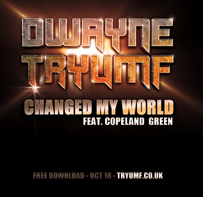 Tryumf - Changed My World cover - click to go to website