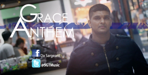 Da Sargeant - Grace Anthem Cover