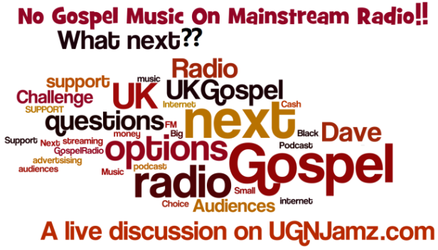 No Gospel on Mainstream Radio