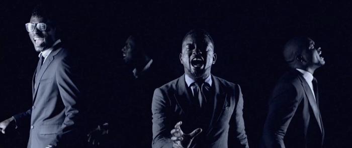Video still: Four Kornerz  power vocals