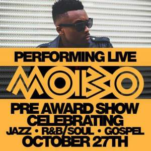 MOBO Pre Awards Show 2015 - Faith Child Performing Live