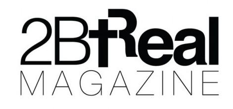 2BReal Magazine Logo