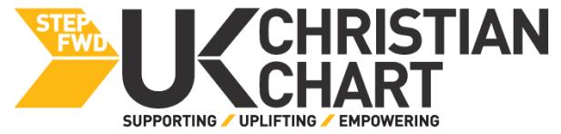 A Step FWD UK Christian Chart