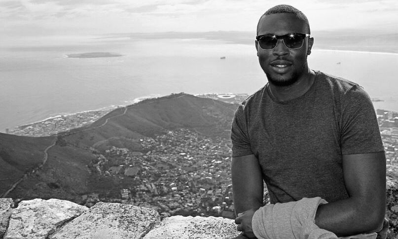 Emmanuel Adeyemi (Black & White)