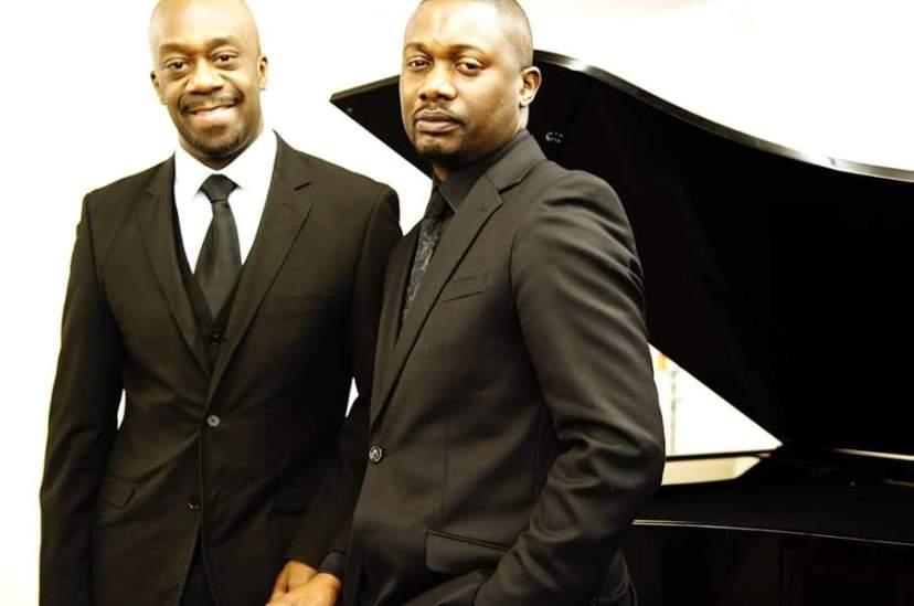 Howard Francis (left) and Mark Beswick