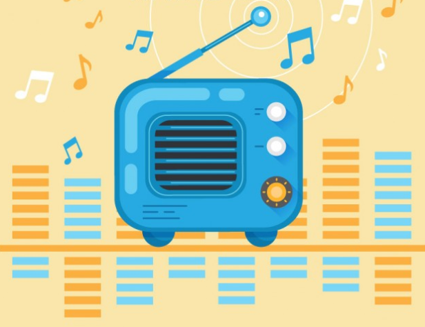 Radio (Blue)