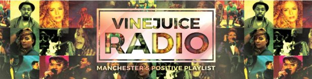 Vinejuice Radio Banner