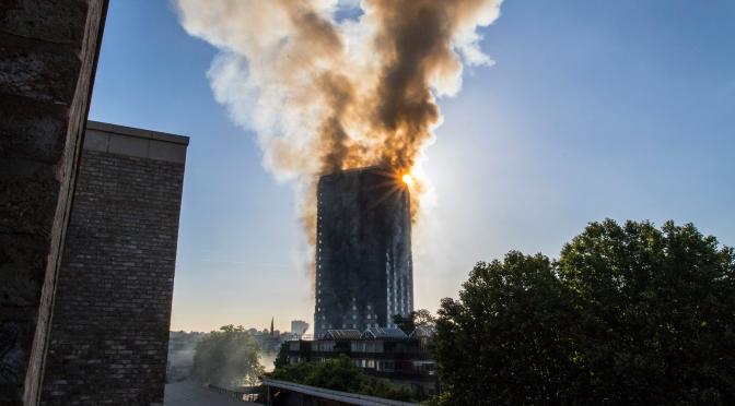 Grenfell Tower Fire: UK Gospel artists convert pain to action