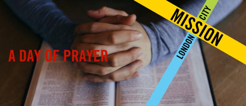 London City Mission Day of Prayer