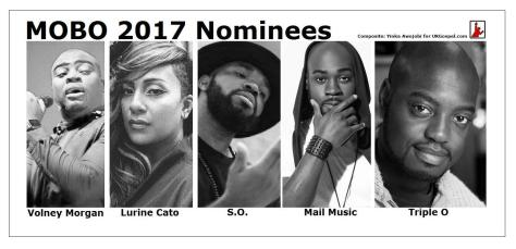 MOBO 2017 Nominees