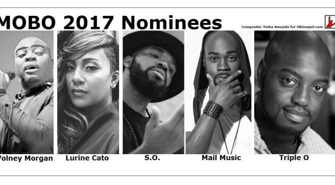 MOBO Announces 2017 Gospel Category Nominations
