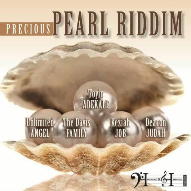 Precious Pearl Riddim - click cover to stream on Spotify