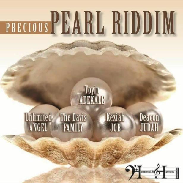 Precious Pearl Riddim - click cover to stream on Spotify