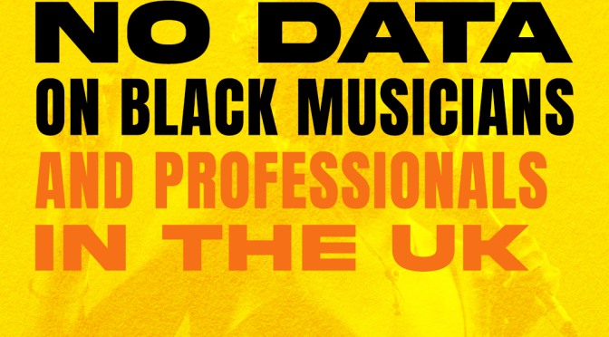 Put your Black life in music – NOW.